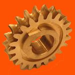 21 Tooth Worm Wheel 33566
